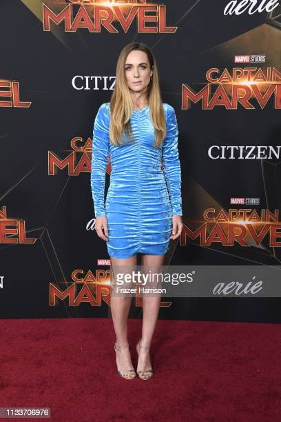 HOLLYWOOD CALIFORNIA MARCH Kerry Condon attends the Marvel Studios Captain Marvel premiere on March 04 2019 in Hollywood California