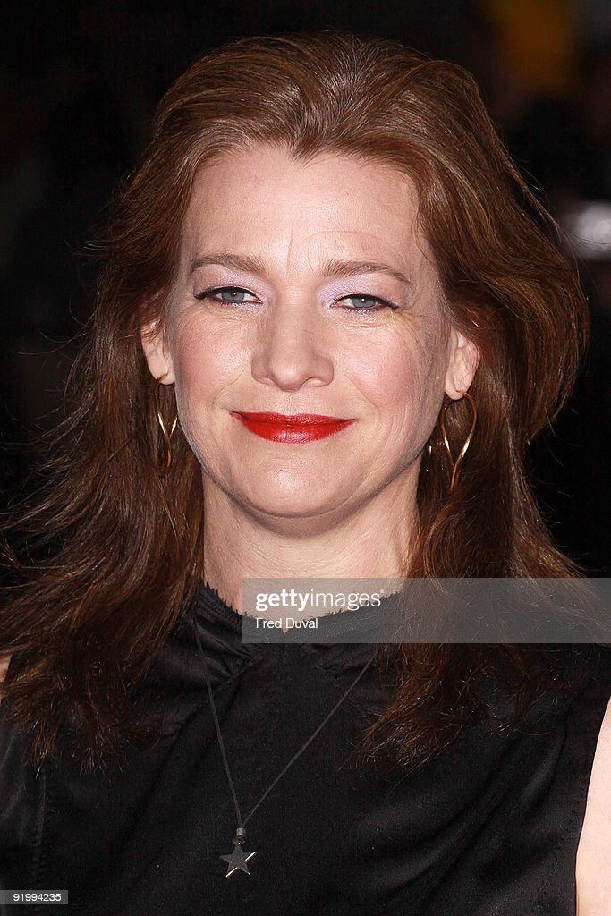 Kerry Fox attends the screening of 'Bright Star' during The Times BFI London Film Festival at Odeon Leicester Square on October 19, 2009 in London, England.
