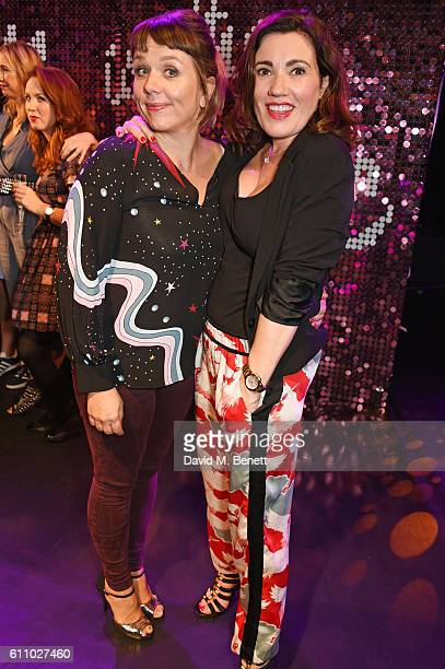 Kerry Godliman attends the Funny Women Awards final at KOKO on September 28 2016 in London England