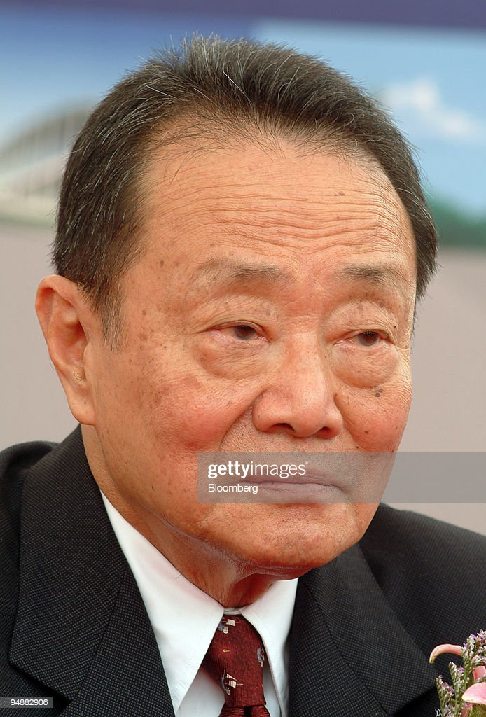 Kerry Group Chairman Robert Kuok is pictured at a ground bre : News Photo