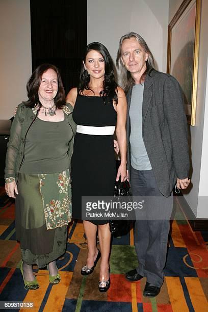 Kerry Heysen Catherine ZetaJones and Scott Hicks attend MARTHA STEWART SIRIO MACCIONI and ANDREW BORROK Host a Lucheon to Celebrate 'NO RESERVATIONS'...