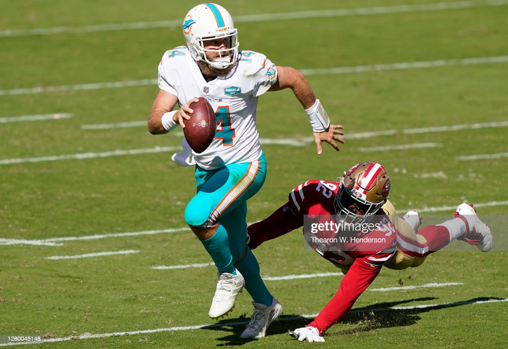 Miami Dolphins v San Francisco 49ers : News Photo