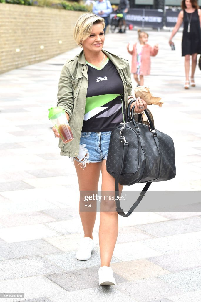 London Celebrity Sightings -  May 21, 2018
