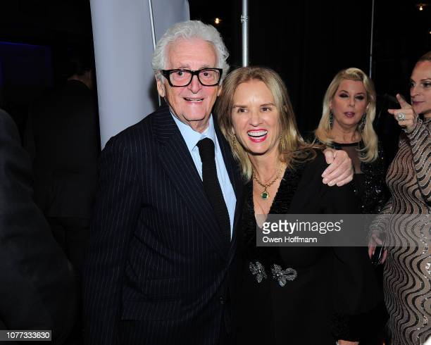 Kerry Kennedy and Harry Benson attend Wells Of Life Charity Benefits At The 8th Annual Better World Awards Event Roc4Humanity at The Loeb Boathouse...