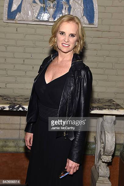Kerry Kennedy attends 2016 Logo's Trailblazer Honors at Cathedral of St John the Divine on June 23 2016 in New York City