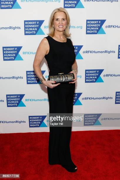 Kerry Kennedy attends the 2017 Ripple of Hope Awards at New York Hilton on December 13 2017 in New York City