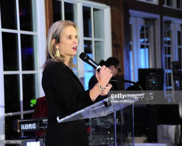 Kerry Kennedy attends Wells Of Life Charity Benefits At The 8th Annual Better World Awards Event Roc4Humanity at The Loeb Boathouse on November 14...