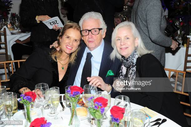 Kerry Kennedy Harry Benson and Guest attend Wells Of Life Charity Benefits At The 8th Annual Better World Awards Event Roc4Humanity at The Loeb...