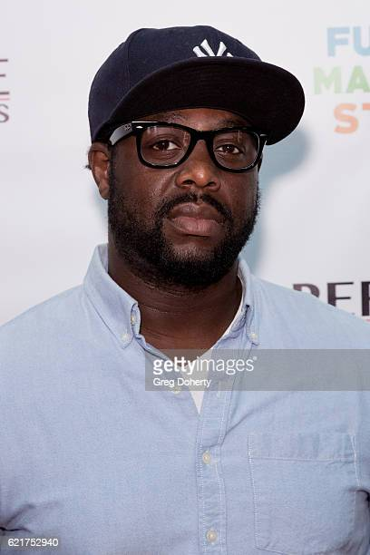 Kerry Marshall arrives for the Screening Of Perrine Productions' 'Funny Married Stuff' at the ACME Comedy Theatre on November 7 2016 in Los Angeles...