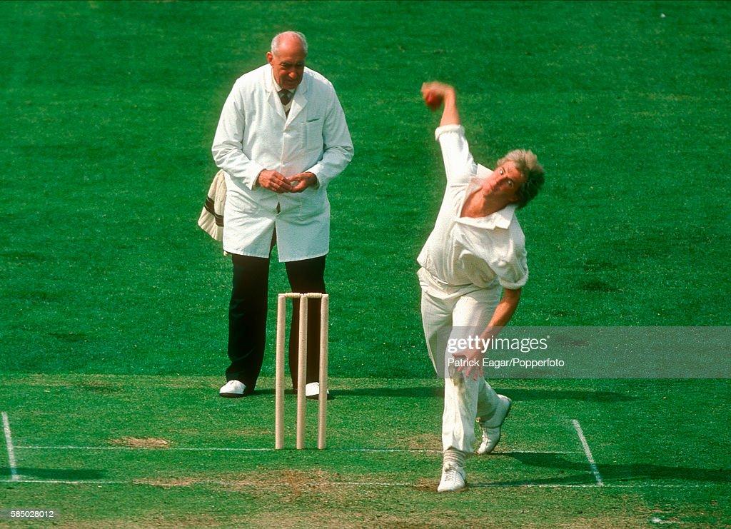 1st Test Match - England v Australia : News Photo