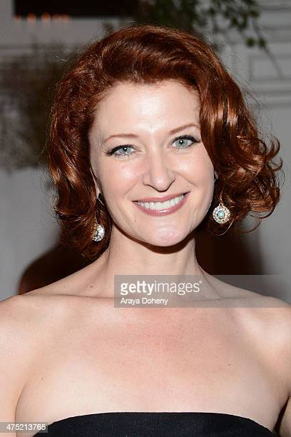 Kerry O'Malley attends AE's 'Bates Motel' and 'Those Who Kill' Premiere Party at Warwick on February 26 2014 in Hollywood California