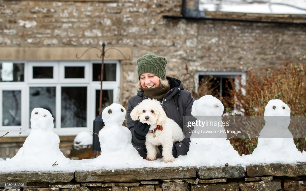 Winter weather Jan 5th 2021 : News Photo