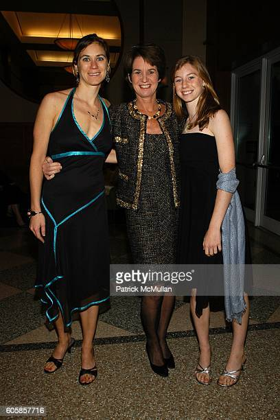 Kerry Townsend Kathleen Townsend and Meave Townsend attend Special Premiere of SPEAK TRUTH TO POWER to Benefit the Kennedy Center with Former...