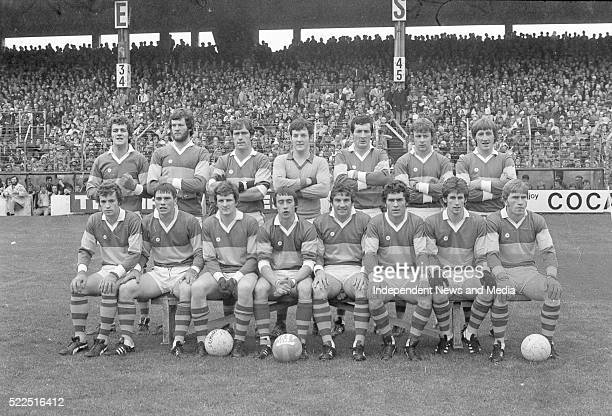 Kerry v Dublin All-Ireland Final at Croke Park, Picture of the kerry team. . .