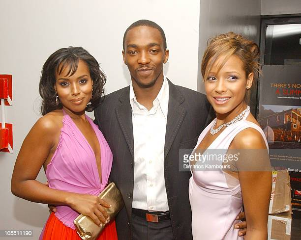 Kerry Washington Anthony Mackie and Dania Ramirez