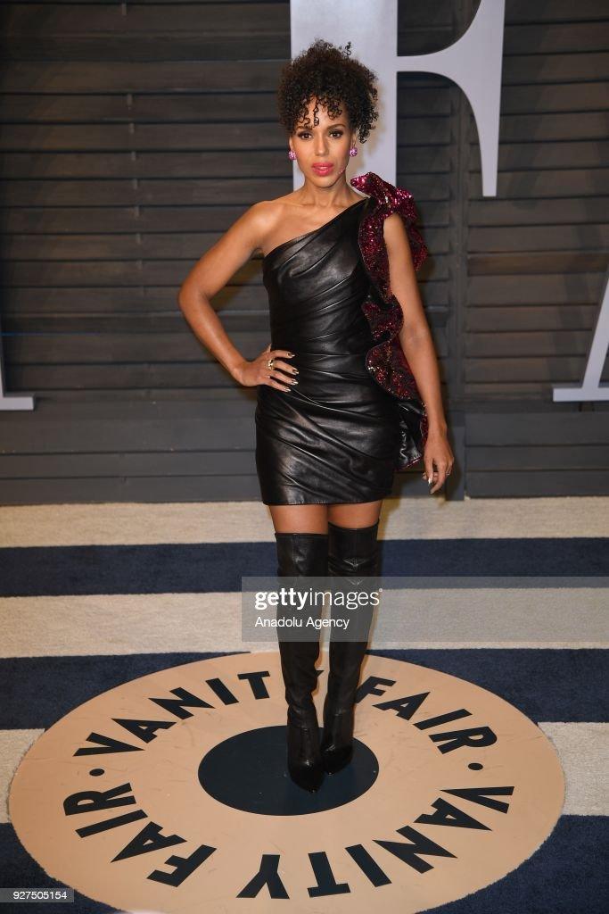 Vanity Fair Oscar Party : News Photo