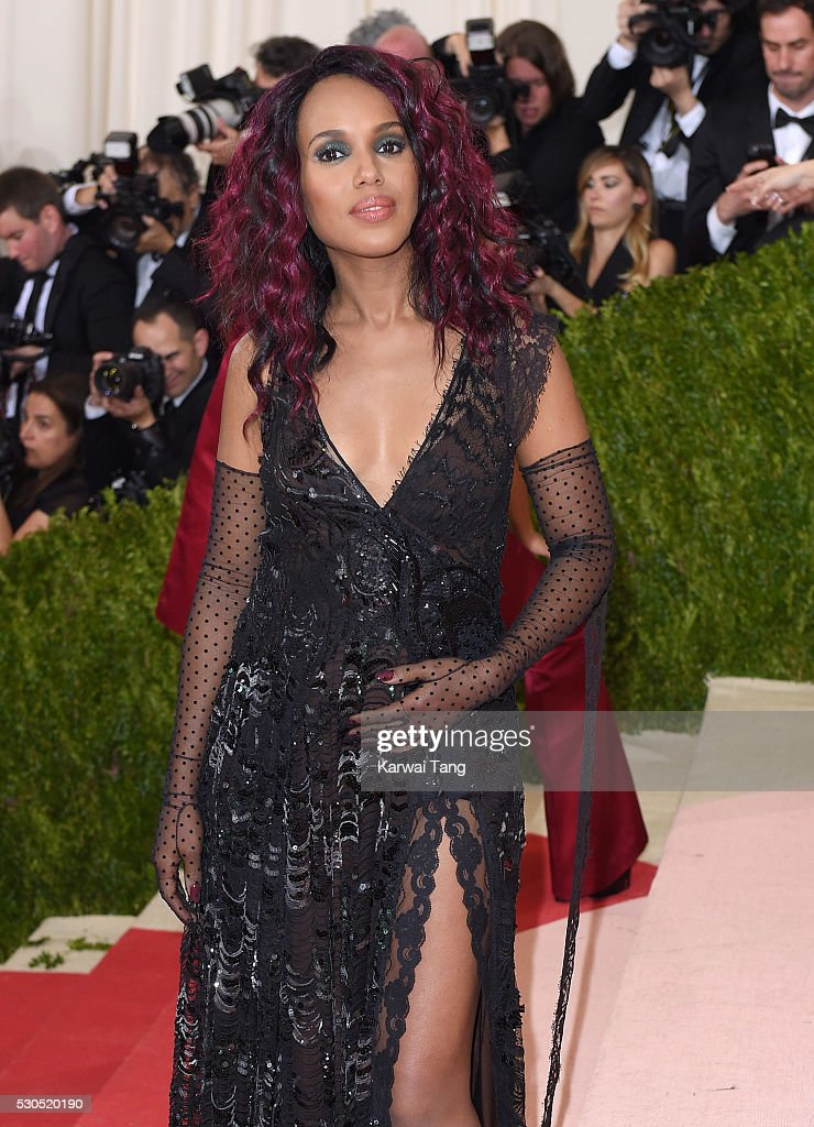 """Manus x Machina: Fashion In An Age Of Technology"" Costume Institute Gala - Arrivals : Nachrichtenfoto"