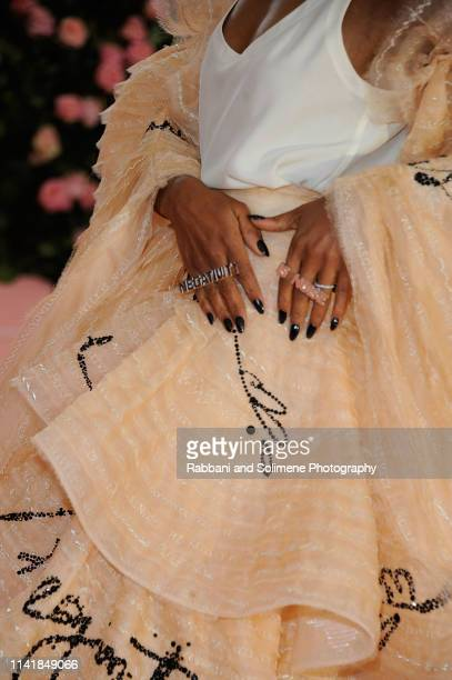Kerry Washington attends The 2019 Met Gala Celebrating Camp: Notes On Fashion - Arrivalsat The Metropolitan Museum of Art on May 6, 2019 in New York...