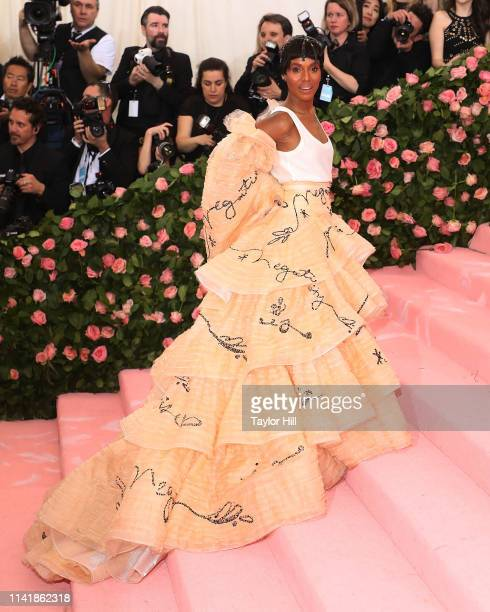 Kerry Washington attends the 2019 Met Gala celebrating Camp Notes on Fashion at The Metropolitan Museum of Art on May 6 2019 in New York City