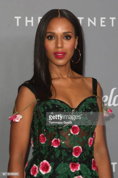 Kerry Washington attends the 20th CDGA on February 20 2018 in Beverly Hills California