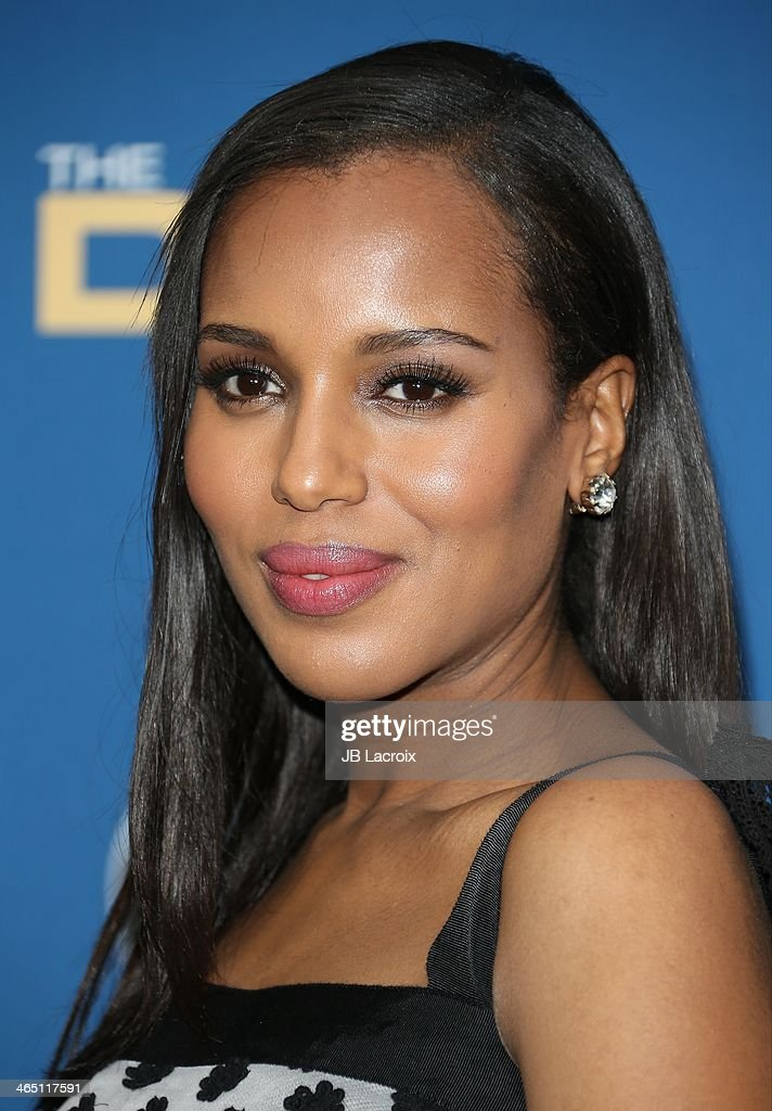 Kerry Washington attends the 66th Annual Directors Guild Of America Awards - Press Room held at the Hyatt Regency Century Plaza on January 25, 2014 in Century City, California.