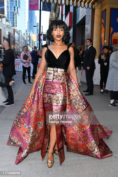 Kerry Washington attends the American Son premiere during the 2019 Toronto International Film Festival at Winter Garden Theatre on September 12 2019...