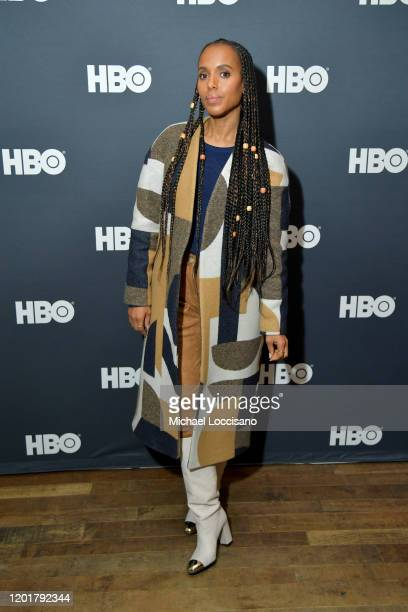 Kerry Washington attends the HERstory presented by Our Stories to Tell at Firewood on January 24, 2020 in Park City, Utah.