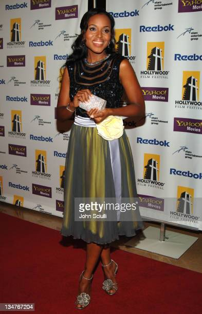 Kerry Washington during 9th Annual Hollywood Film Festival Awards Gala Ceremony - Red Carpet at Beverly Hilton in Los Angeles, California, United...