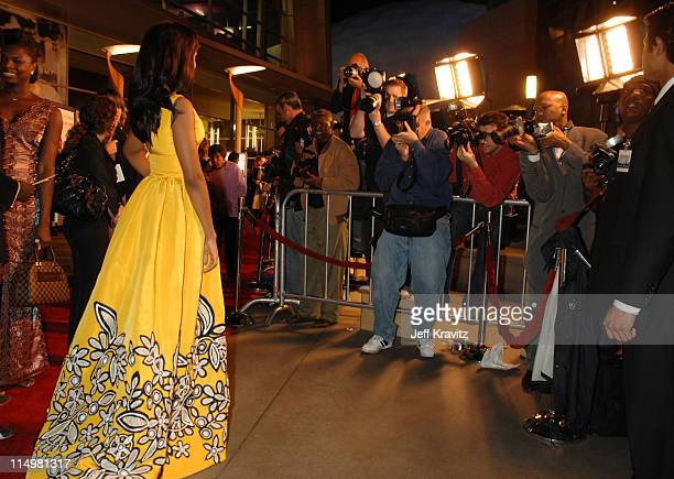 Kerry Washington during I Think I Love My Wife Los Angeles Premiere Red Carpet at ArcLight Cinemas in Hollywood California United States