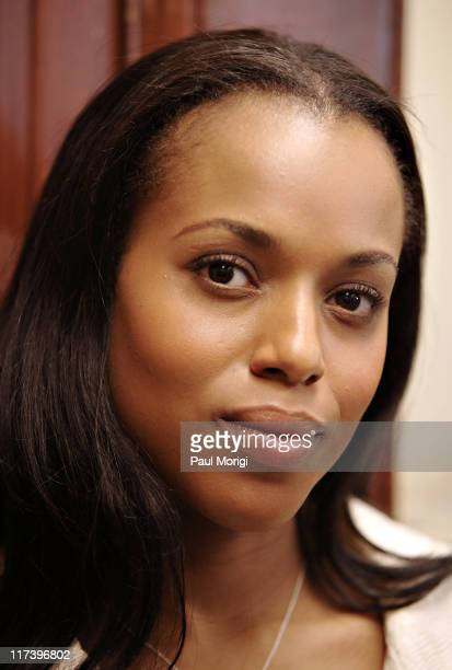Kerry Washington during Inaugural Gathering of the National Task Force on Children's Safety Led by the Creative Coalition and Safety4Kids at Rayburn...