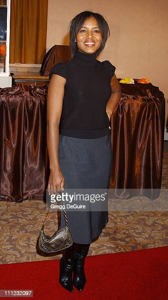 Kerry Washington during InStyle Sneak Peek at Red Carpet Fashion for the 2003 Awards Season at Beverly Hills Hotel in Beverly Hills California United...