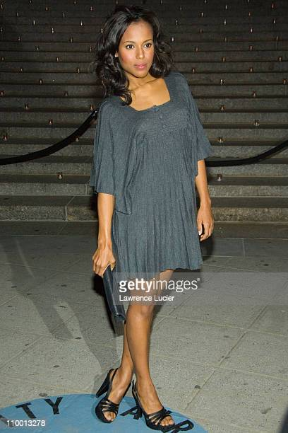Kerry Washington during Vanity Fair Hosts The Sixth Annual Tribeca Film Festival Opening Night Party April 24 2007 at New York State Supreme Court in...