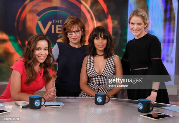 THE VIEW Kerry Washington is the guest Thursday June 15 2017 on ABC's 'The View' 'The View' airs MondayFriday on the ABC Television Network HAINES