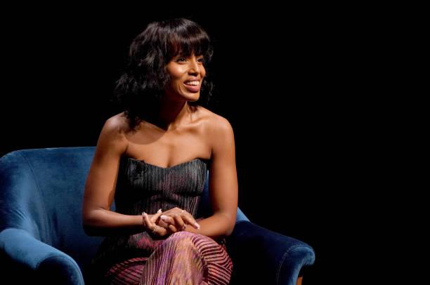 CAN: 2019 Toronto International Film Festival  - In Conversation With...Kerry Washington