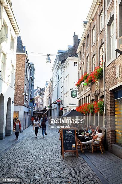 Kersenmarkt - Wolfsstraat in Maastricht