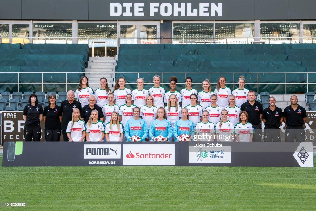 Borussia Moenchengladbach Women's - Allianz Frauen Bundesliga Team Presentation : Nachrichtenfoto