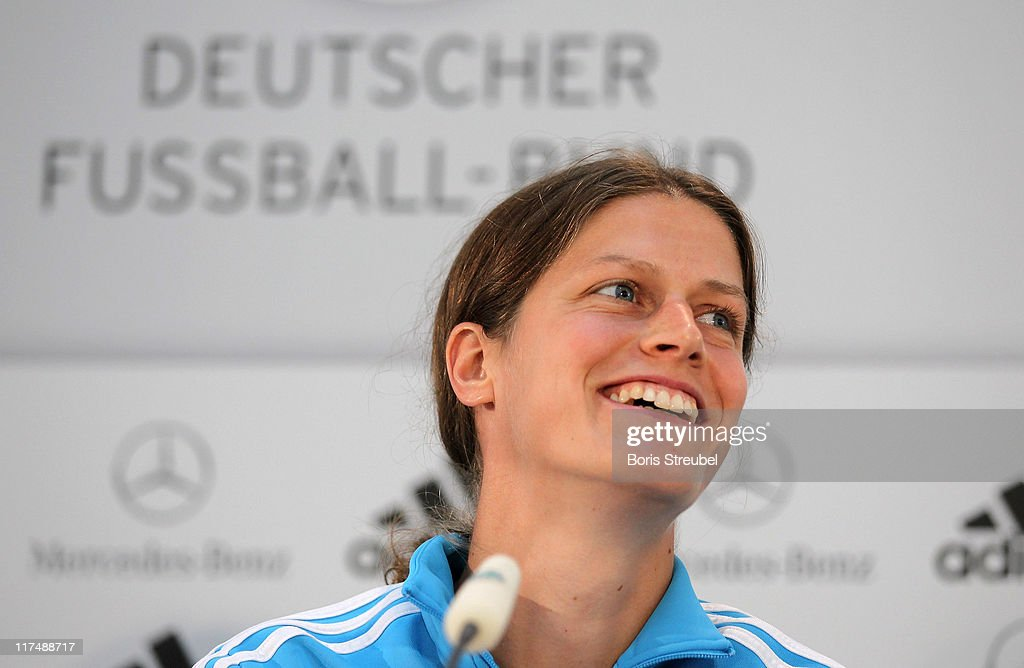 Germany Press Conference - FIFA Women's World Cup 2011