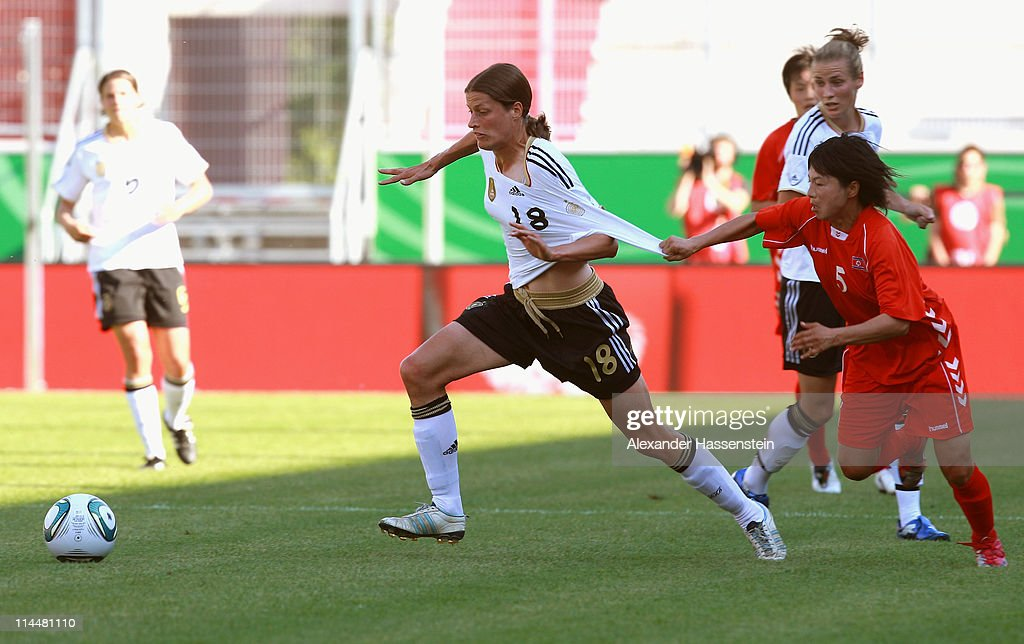 Germany v North Korea - International Women's Friendly