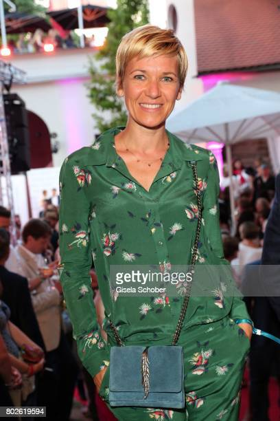 Kerstin Landsmann during the Bavaria Film reception during the Munich Film Festival 2017 at Kuenstlerhaus am Lenbachplatz on June 27 2017 in Munich...