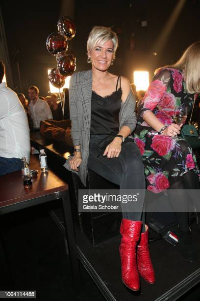 Kerstin Landsmann during the Bunte New Faces Award Style 2018 party at Spindler Klatt on November 15 2018 in Berlin Germany