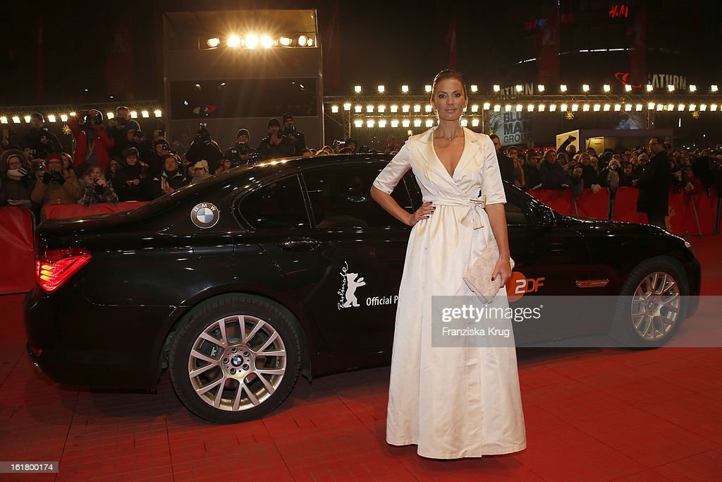 Kerstin Linnartz attends the Closing Ceremony Red Carpet Arrivals - BMW At The 63rd Berlinale International Film Festival at Berlinale-Palast on February 16, 2013 in Berlin, Germany.