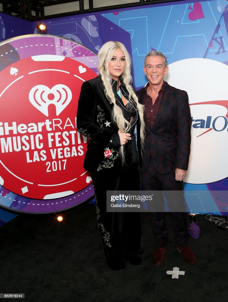 2017 iHeartRadio Music Festival - Night 2 - Backstage : News Photo