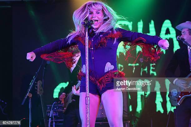 Kesha Performs at Best Buddies Miami Gala 2016 Rock Legends on November 18 2016 in Miami Florida