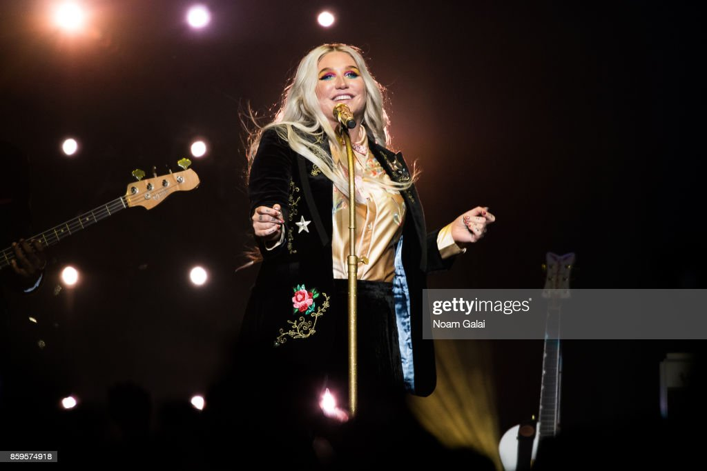 Kesha In Concert - New York, New York