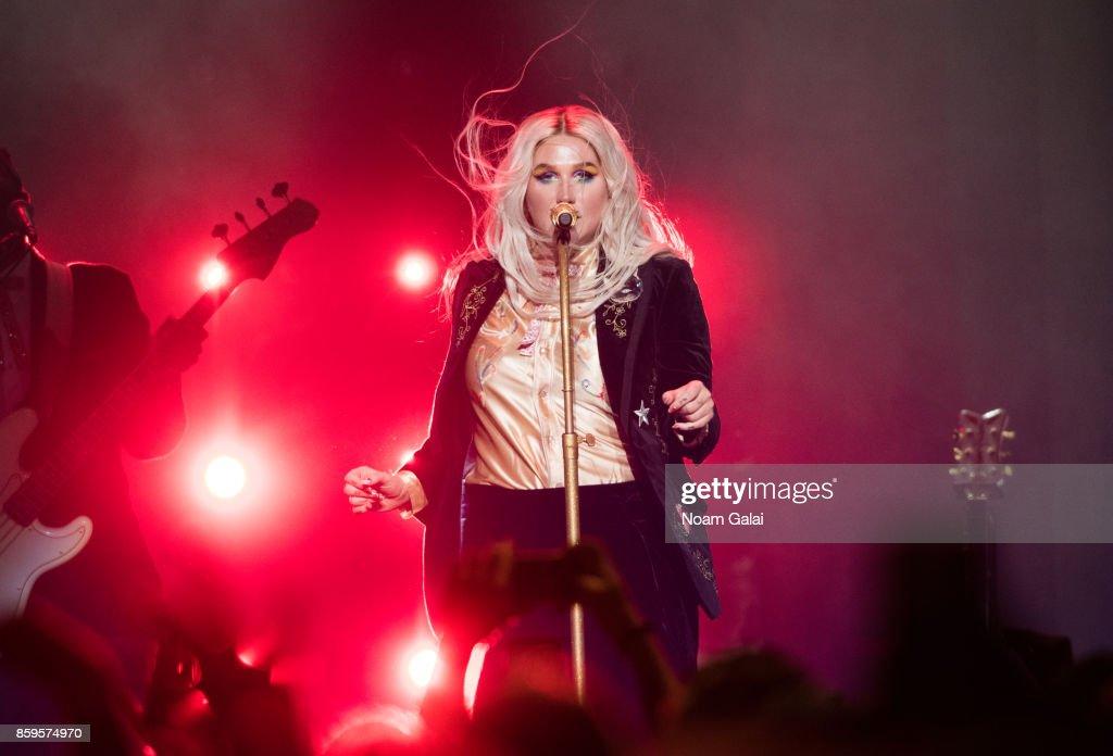 Kesha In Concert - New York, New York : News Photo