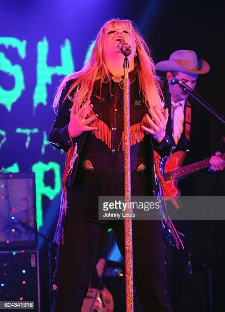 Kesha performs onstage during the 20th Annual Best Buddies Miami Gala 2016 Rock Legends at Ice Palace on November 18 2016 in Miami Florida