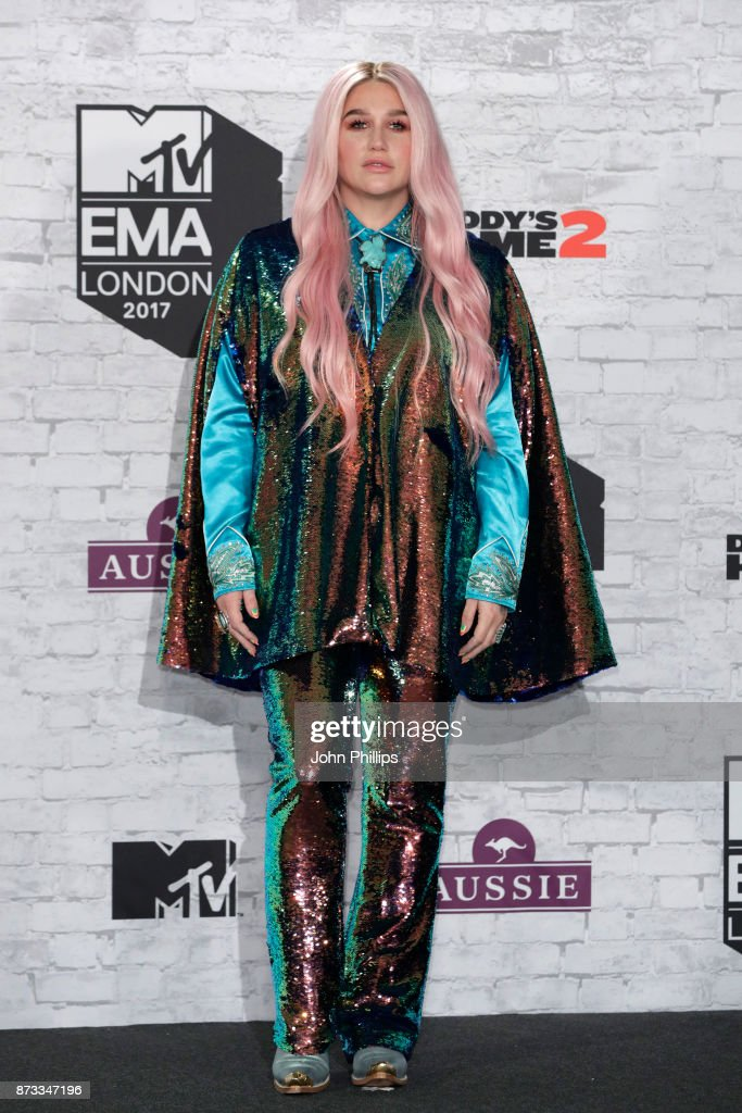 MTV EMAs 2017 - Winners Room