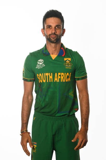 ARE: South Africa Headshots - ICC Men's T20 World Cup 2021