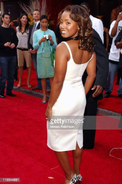 Keshia Knight Pulliam during The Gospel Atlanta Premiere Red Carpet Arrivals at The Rialto in Atlanta Georgia United States