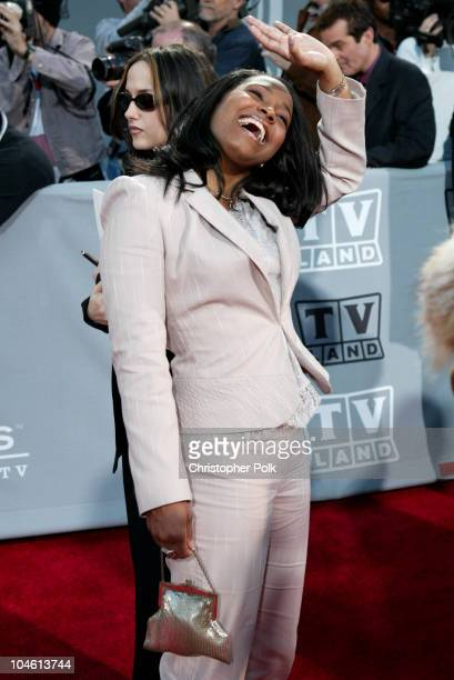Keshia Knight Pulliam during The TV Land Awards Arrivals at Hollywood Palladium in Hollywood CA United States